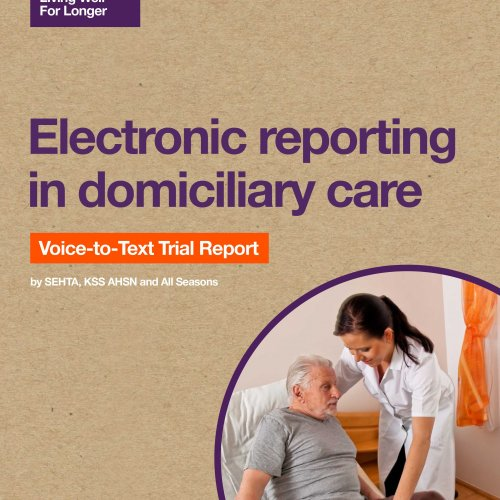 Electronic Reporting in Domiciliary Care